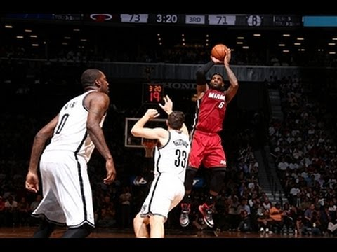 Heat vs. Nets: Game 4 Highlights