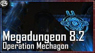 MEGADUNGEON 2 ; Operation Mechagon