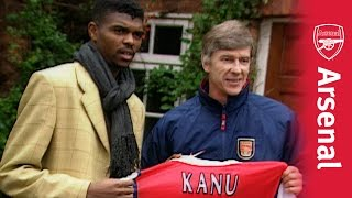 Throwback Thursday: Kanu signs!