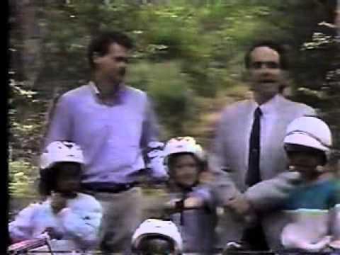 1989 WAVYWNVZ PSA The More You Know  Bike Safety.wmv