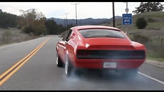 "New vs . ""Old"" :2015 Mustang GT vs Classic Recreations ""Villain"" - /TUNED"
