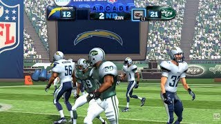 Madden NFL Arcade - PS3 Gameplay (1080p60fps)