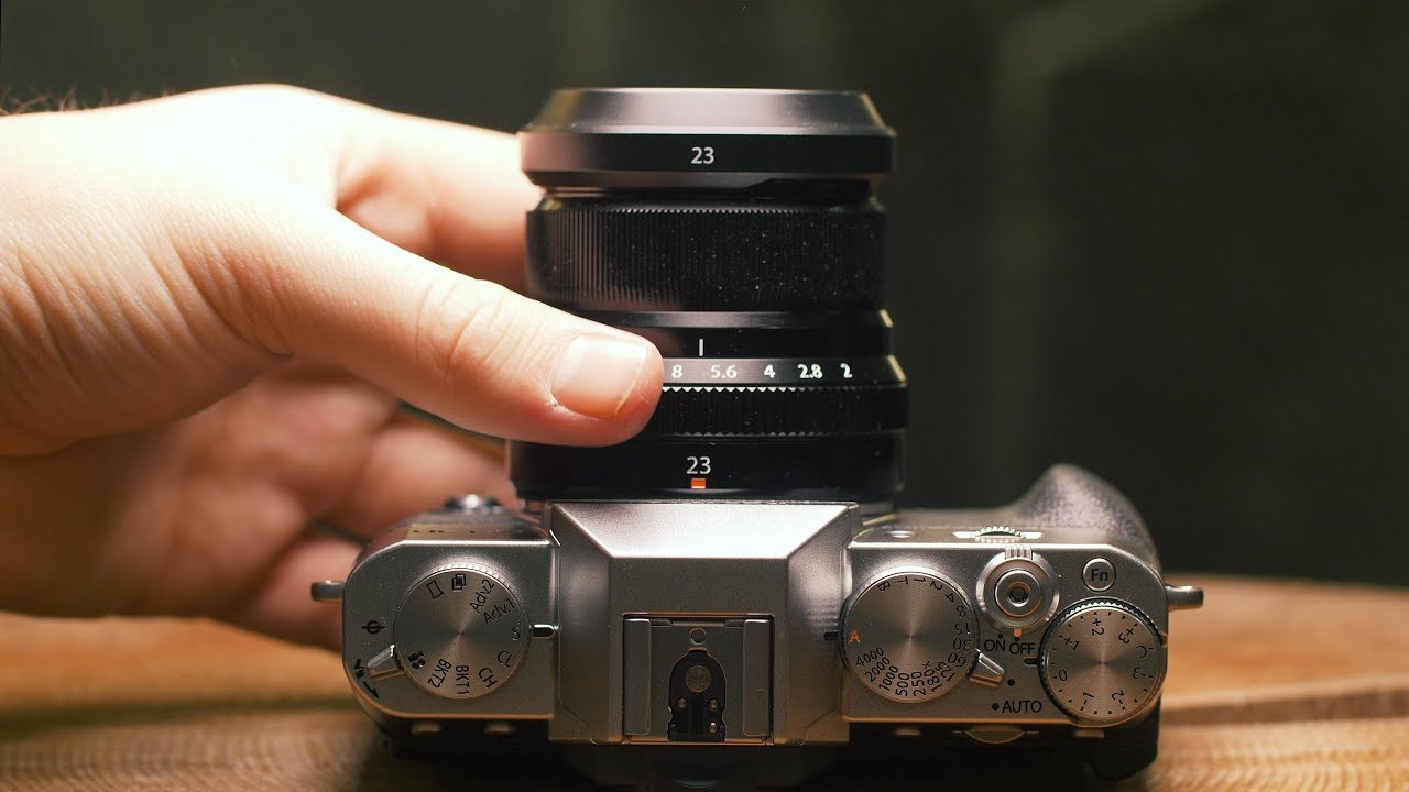 Fujifilm X-T30 Hands-on Field Test