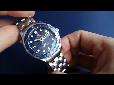 Omega Seamaster Professional 300m - review, general thoughts & comparison - Perth WAtch #5