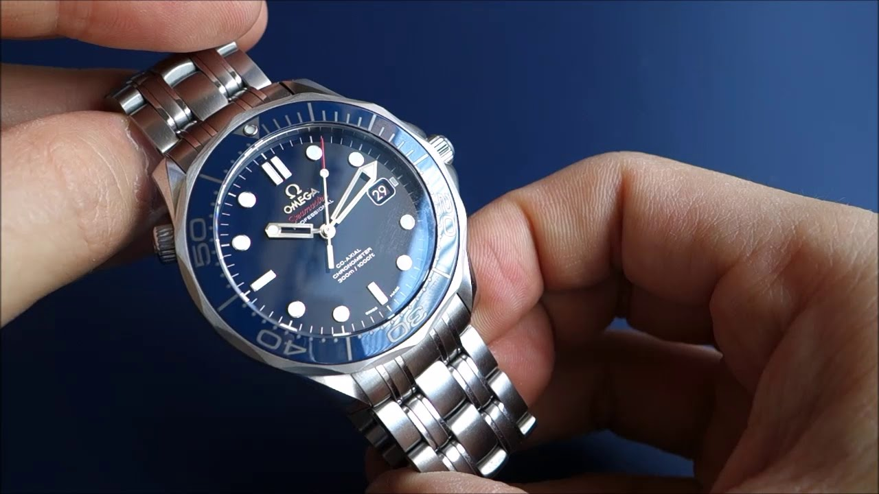 omega seamaster professional 300m review general thoughts comparison perth watch 5 youtube