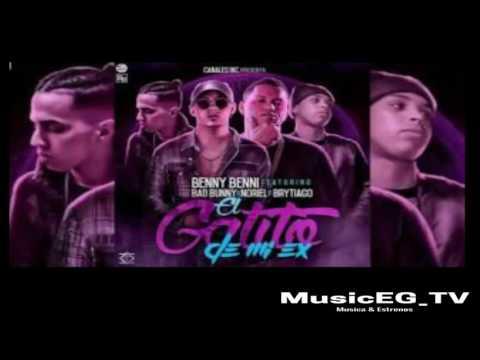 El Gatito De Mi Ex - Beny Beny / Brytiago & Noriel Audio Official
