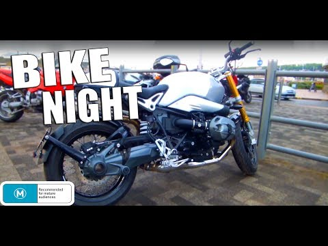 Weston Bike Night And The Circus !!! |  - Weston Super Mare Vlog | Part 2
