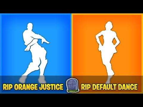These Fortnite Emotes Are Being Removed... Here's Why! (RIP ORANGE JUSTICE)