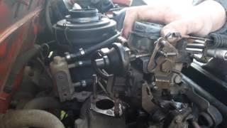 Révision du carburateur peugeot 106 XN.