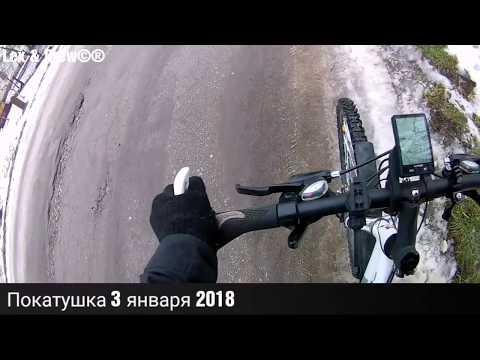 Покатушка. 3 января 2018. Нижний Ломов
