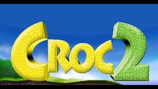 Classic PS1 Game Croc 2 on PS3 in HD 1080p