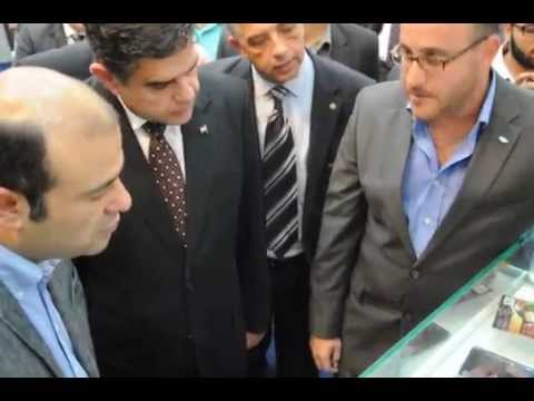 Multivac-Afro Packaging with Egyptian Minister of Supply & I