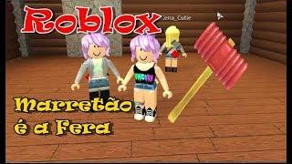 ROBLOX-Ana - Bela, Marreto est la bête! Partie 4