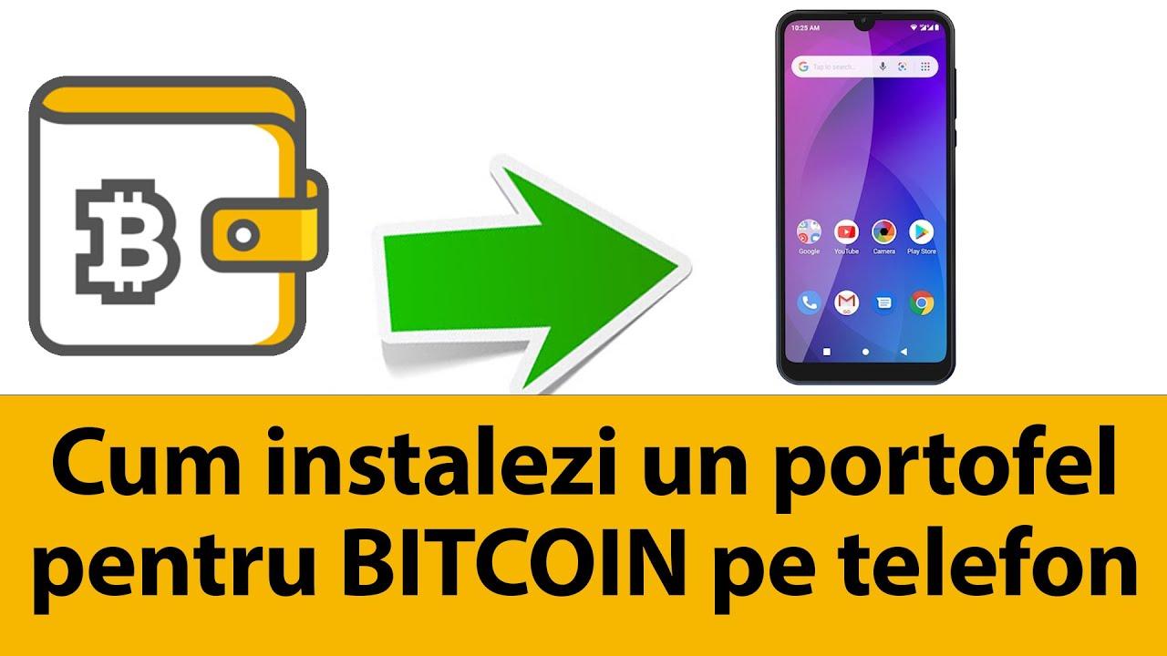 cum se depune portofelul bitcoin