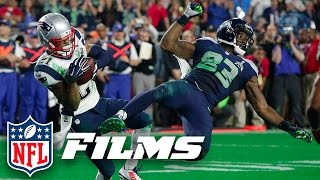 #1 Seattle Passes on the Goal Line | Top 10 Worst Plays | NFL Films