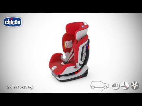 ff06f2a45 Cadeirinha Infantil para Carro Seat Up Isofix - Chicco DE 0 A 25 KG -  YouTube