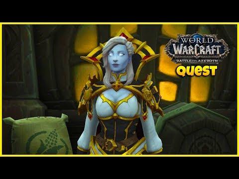 Calia Menethil 8.3 Meeting - The New Queen Of The Forsaken