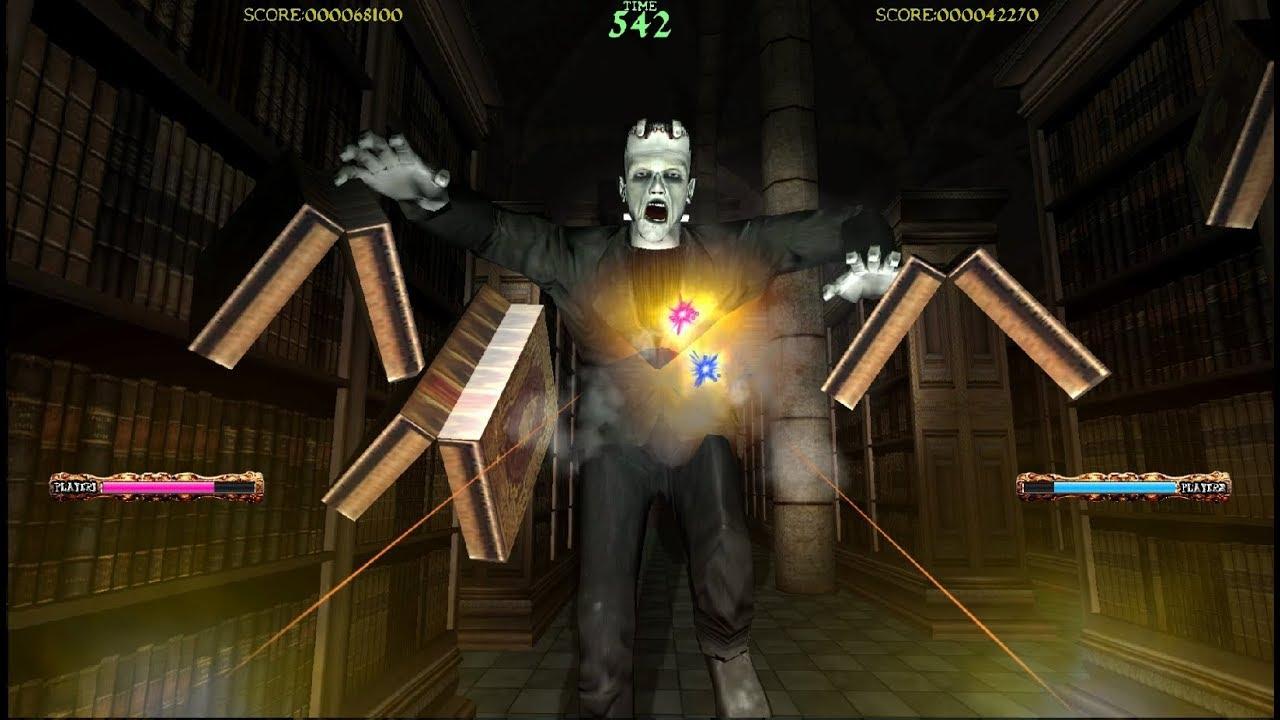Haunted Museum arcade 2 player 60fps