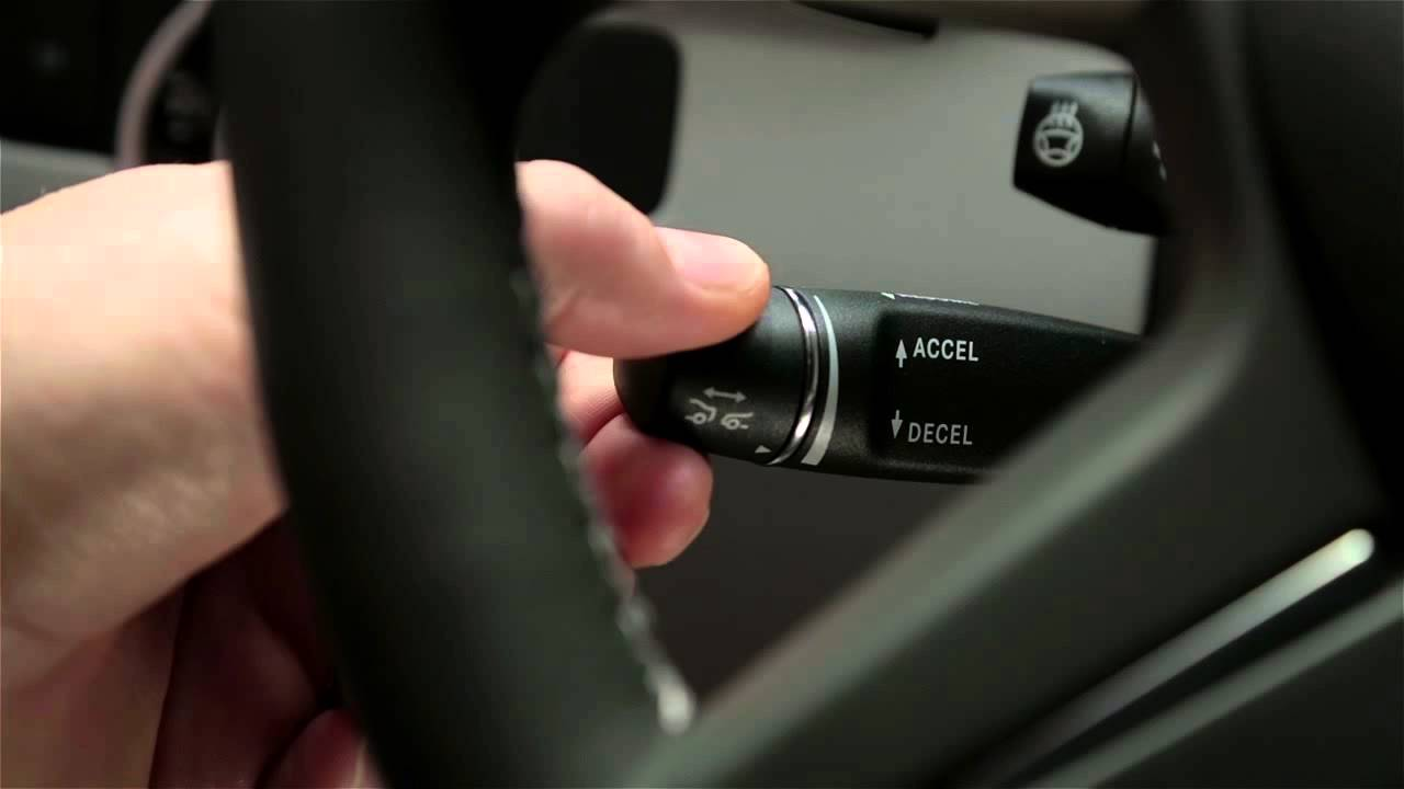 Cruise Control - How-To Videos- Mercedes-Benz USA