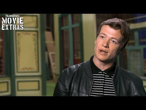 Alice Through the Looking Glass | On-set with Ed Speleers 'James Harcourt' [Interview]