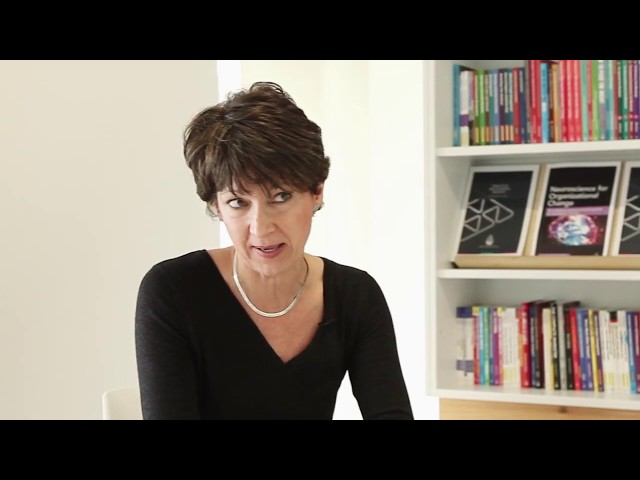 Hilary Scarlett talks about her book Neuroscience for Organizational Change