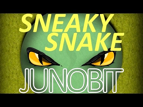 JUNOBIT - Sneaky Snake