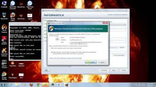 Informatica powercenter 901 installation in Windows 7 Part 1-Server installation)