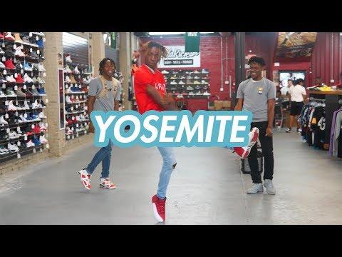 Travis Scott - YOSEMITE (Official NRG Video)