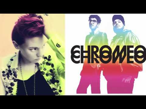 Chromeos Hot Mess ft Elly Jackson of La Roux