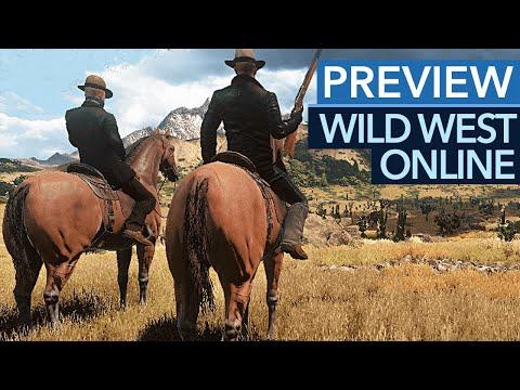 Wild West Online - Das Western-MMO überzeugt uns noch nicht - Gameplay-Preview