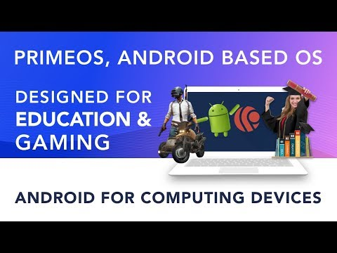 PrimeOS- Android Based OS for Laptop| Gaming | Education | Access to whole Android Ecosystem