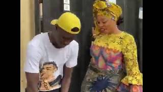 Download Papa Ade and Ade Comedy - A Good Visit From Nephew - Papa Ade and Ade