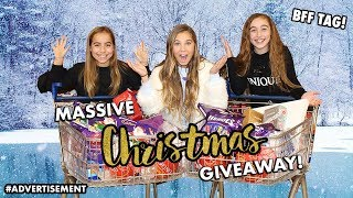 Massive Christmas Giveaway and BFF Tag! | Rosie McClelland