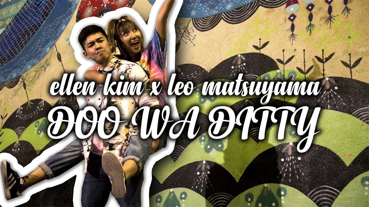 Ellen Kim Choreographer 'DOO WA DIT...