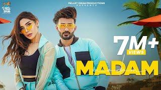 Kaka WRLD - MADAM | Swaalina | Deepesh Goyal | New Haryanvi Songs Haryanavi 2021