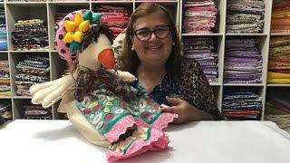 Aprenda Neste Video Como Fazer Puxa-saco Pata Rosie