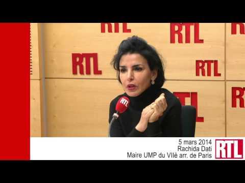 """VIDÉO - Sarkozy enregistré par Buisson : des pratiques """"détestables"""" selon Rachida Dati"""