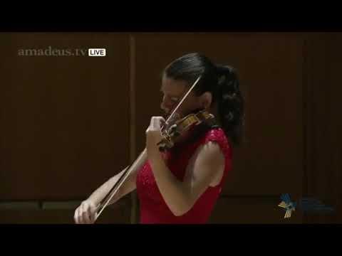 Olga Šroubková - 2018 SISIVC Semi-Final (Sonata/Kreisler Work)