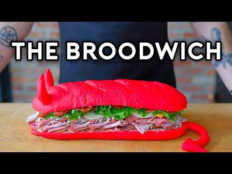 Binging with Babish: The Broodwich from Aqua Teen Hunger Force