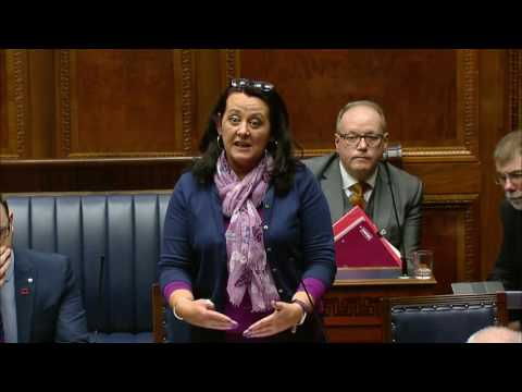 Urgent Oral Question to the Minister of Health Tuesday 15 November 2016