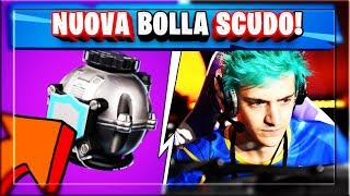 NINJA'S SECRET ANNOUNCEMENT! NEW PATCH SHIELD BUBBLE 10.20! (FORTNITE SEASON 10)