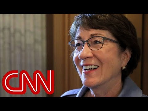 Sen. Collins leaning toward NO on Graham-Cassidy (full interview)