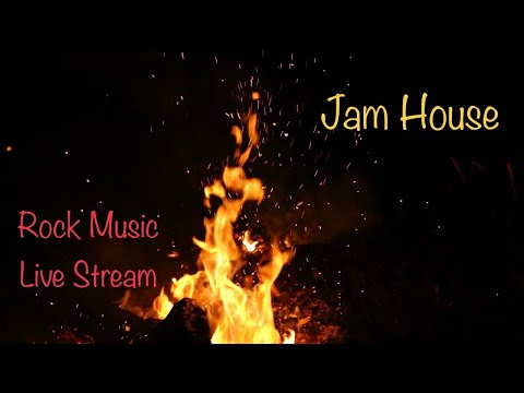 Jam House Rock Radio with Live Chat • Rock Music Stream • Live 24/7