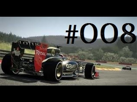 Let's Play F1 2012 #008 - Saison 1 - Shanghai - Training
