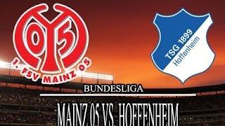U13 Jhg 2003 1. FSV Mainz 05 vs TSG 1899 Hoffenheim 2:5 n9m; HALBFINALE Allerheiligen Cup Feudenheim
