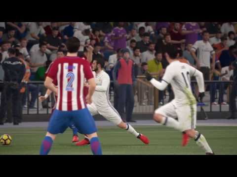 FIFA 17 | Madrid Derby | Real Madrid vs Atlético Madrid | Gameplay | 2017 | PS4 | XBOX