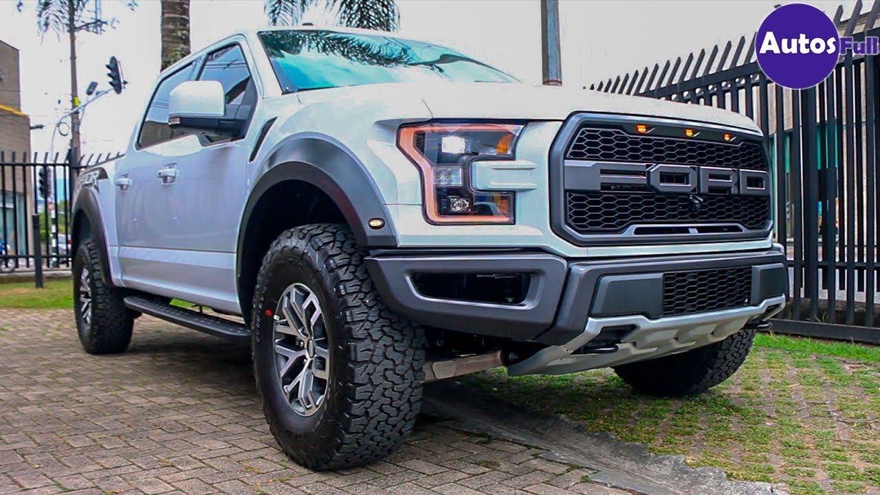 Ford Raptor Doble Cabina 2019 - YouTube
