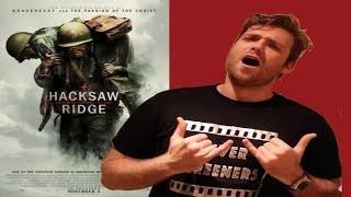 Hacksaw Ridge Movie Review UK - Silver Screen Dudes