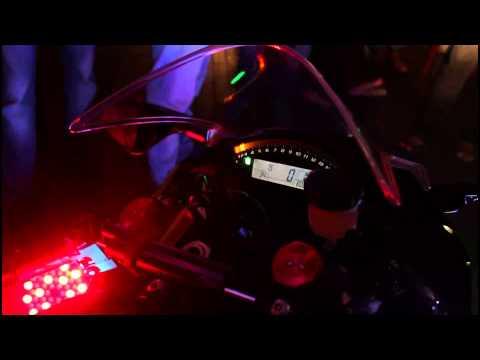 Kawasaki Zx10r Startup And Revving