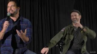 JaxCon 2018 Adam Fergus and David Haydn-Jones FULL FRIDAY Panel Supernatural